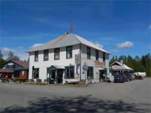 Fairview Inn in Talkeetna Alaska