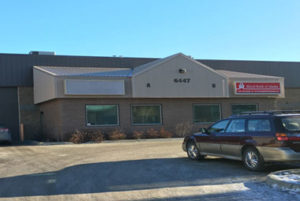 6427 Greenwood building for lease in Anchorage, Alaska