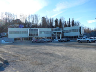 Picture of Eagle River Condo Office in Eagle River