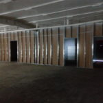 frames of warehouse for lease in Anchorage, Alaska