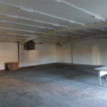 empty warehouse for commercial lease in Anchorage, Alaska