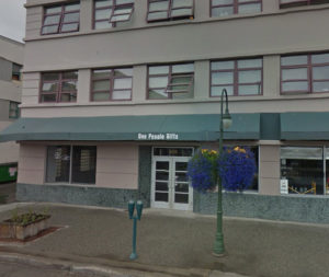 425 D Street building in Anchorage Alaska, downtown
