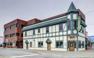 400 D Street building for lease in Anchorage, AK